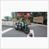モトジフ-mtjf-さんの愛車:カワサキ Z1000