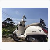 chang-thさんの愛車:ベスパ GTS250ie