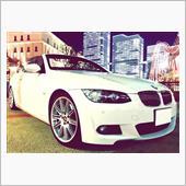 Katsuraさんの愛車:BMW 3シリーズカブリオレ