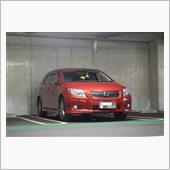 狭山ヶ丘の雨男さんの愛車:トヨタ カローラフィールダー