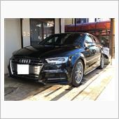 神戸の秀さんの愛車:アウディ S3 スポーツバック (ハッチバック)