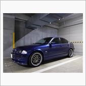 t-nari さんの愛車「BMWアルピナ B3 リムジン」