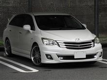 Ibis-Whiteさんの愛車:トヨタ マークXジオ
