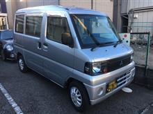 ヒデぽ~んさんの愛車:三菱 ミニキャブバン
