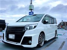 K―1さんの愛車:トヨタ ノア