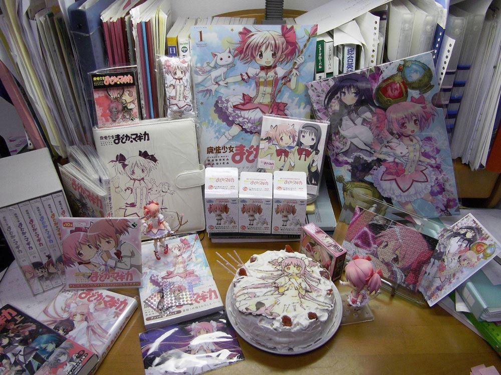 Anime Characters Born In August : まどかマギカ まどっちをお祝いした誕生日ケーキ、イラストまとめ アニメキャラの誕生日をお祝いするオタク達がパネェ