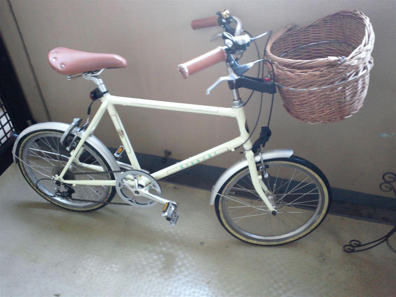 自転車も洗車|snowgorillaの ... : 自転車 ビアンキ ミニベロ 評判 : 自転車の