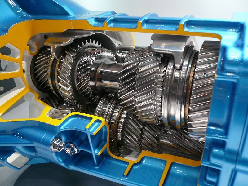 Aisin 8 Speed Transmission