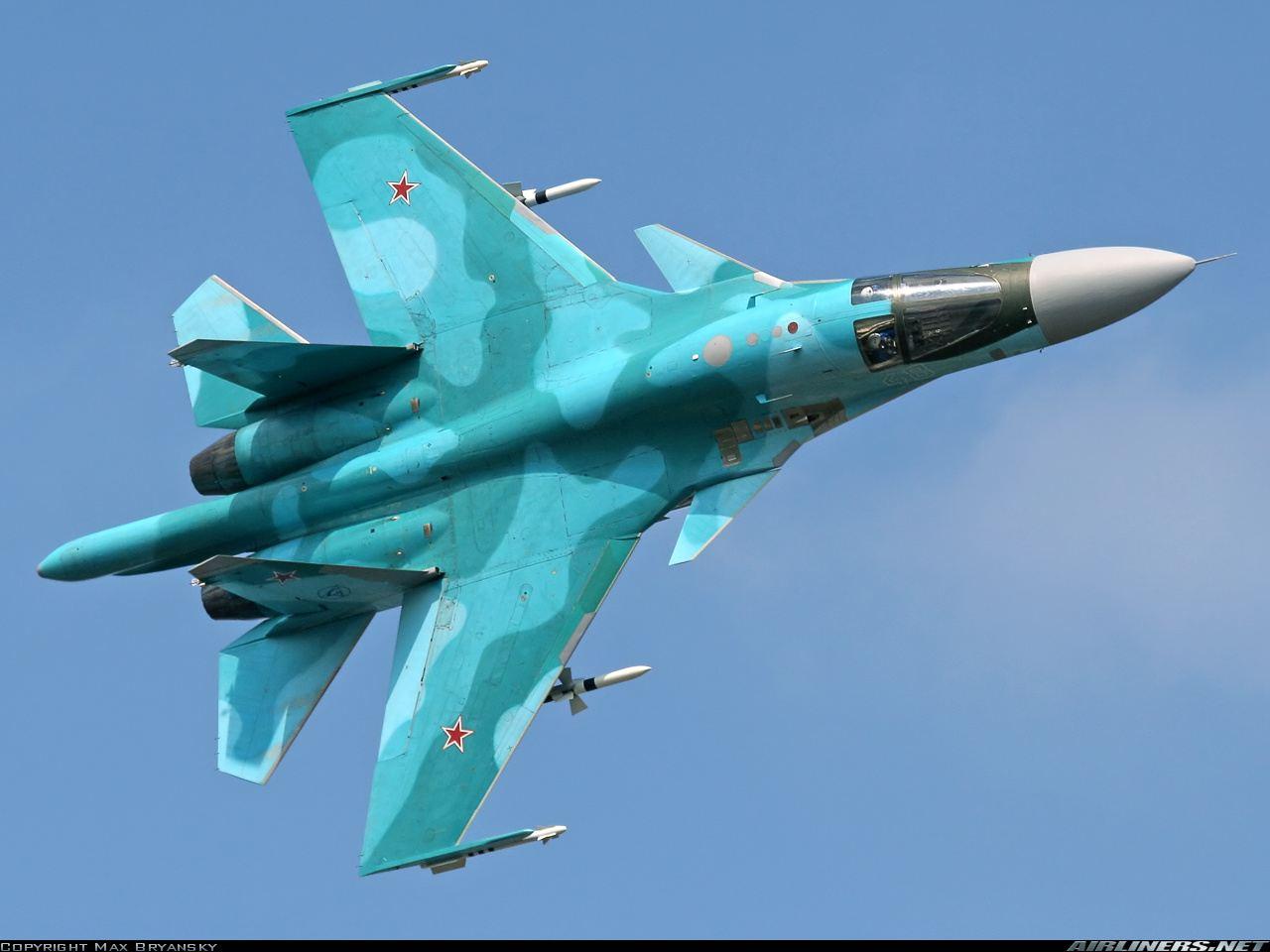 Su 34 (航空機)の画像 p1_30