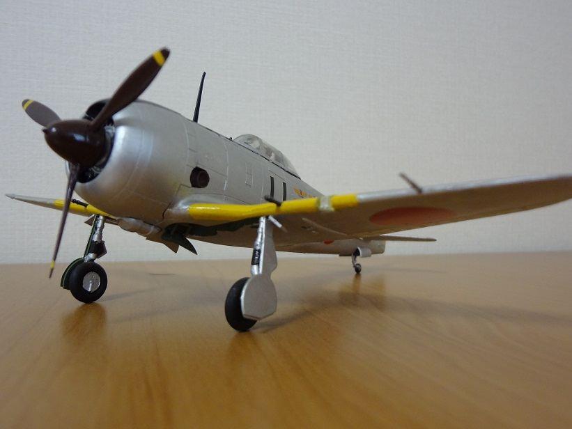 飛行機ネタ⑫大日本帝国陸軍ニ式単座戦闘機Ⅱ型丙「鍾馗」キ44(Tojo)