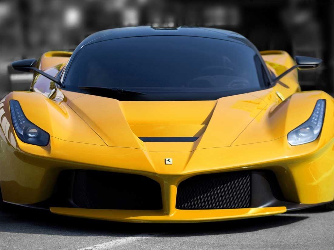 新型フェラーリ ラ フェラーリ|さらなる上を目指して・・・・|ブログ|ottupai|みんカラ 車・自動車sns