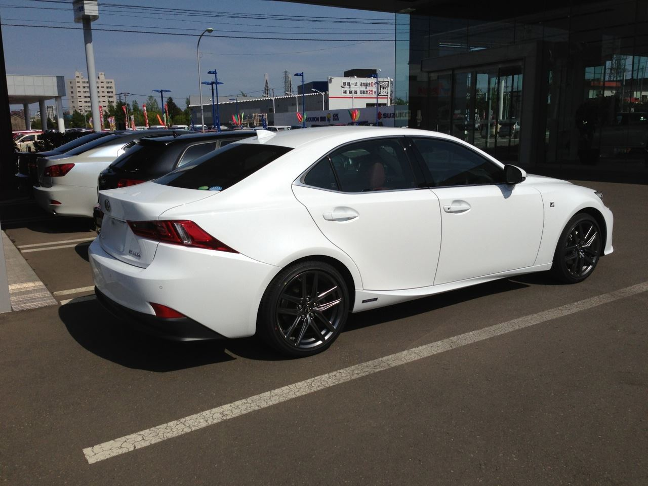 2014 Lexus IS Real World Thread Page 13