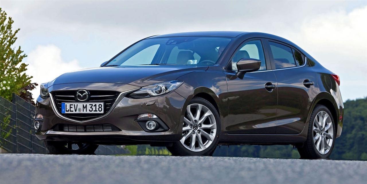 Mazda3セダン 2014 」<フォトリーク②>/他人の褌で相撲 2014 新型アクセラ セダン