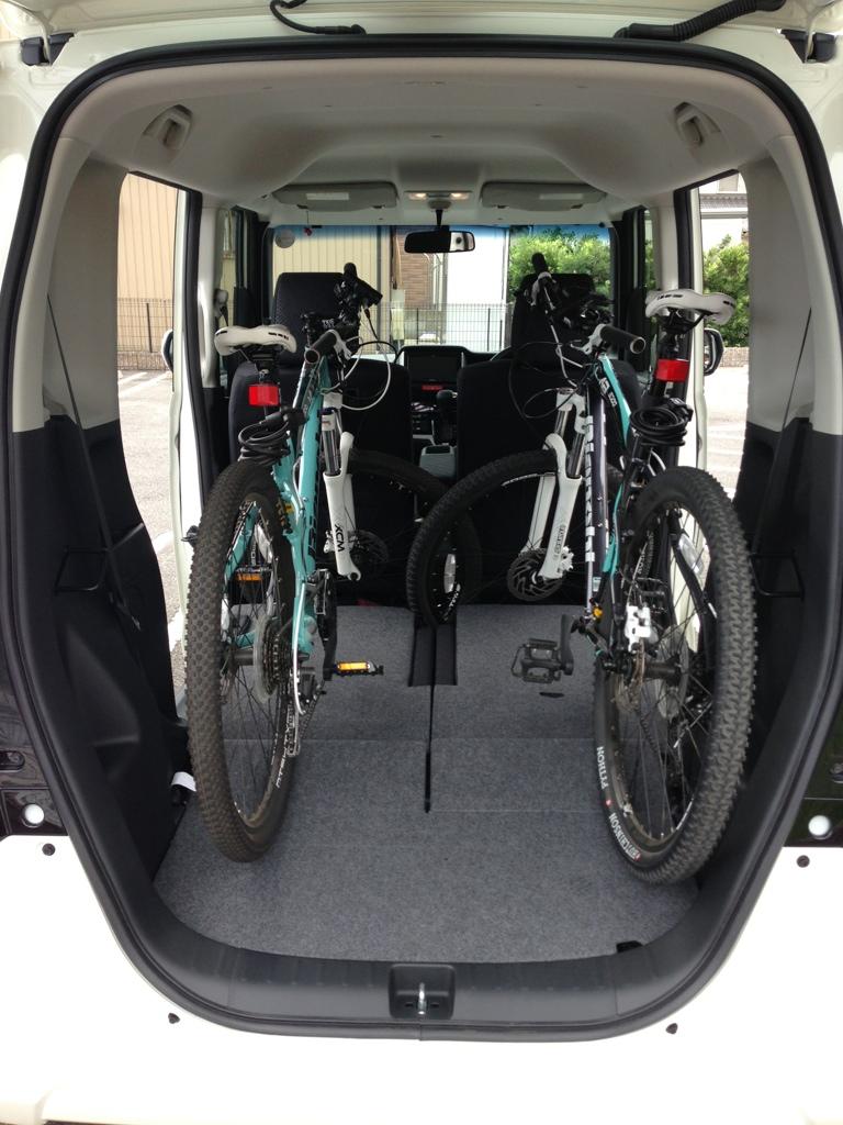 自転車の mtb 自転車 パーツ : フロントシートをチョイと前に ...
