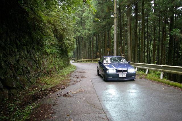 小雨の正丸峠も楽しかったり ...