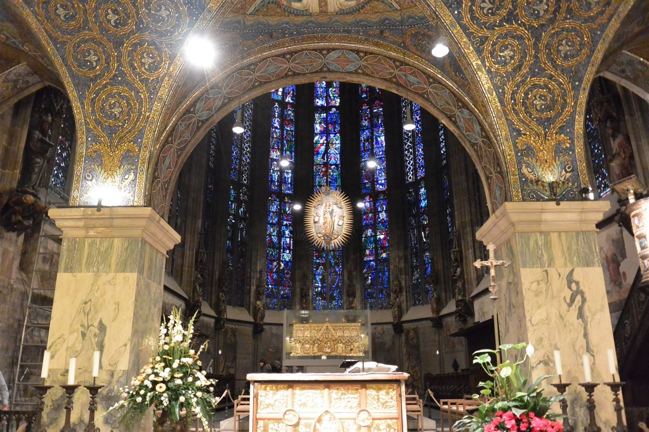 アーヘン大聖堂の画像 p1_36