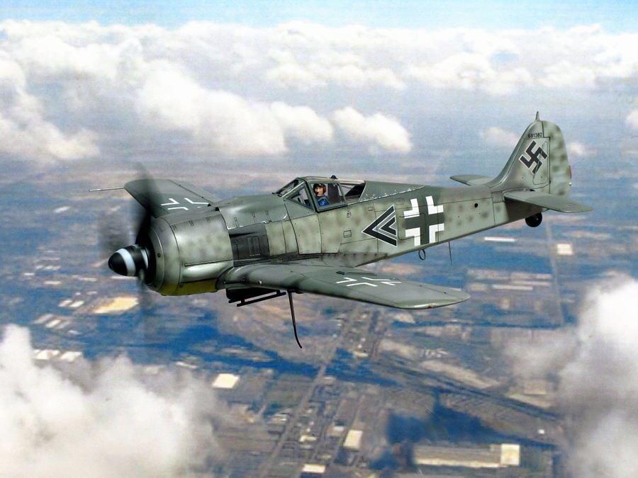 メッサーシュミット Bf109の画像 p1_31