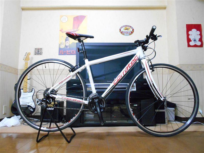 自転車の 自転車 旅 クロス ロード : 廉価クロスバイクを 自転車旅 ...