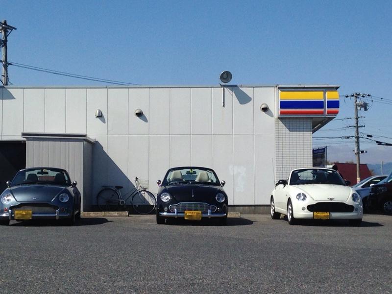 いつものコンビニに集合して、雲井さんに会いに行きました。 そしたら、ま...  車・自動車SNS